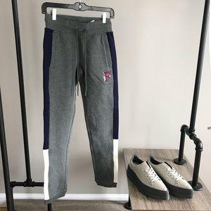 0993482f7bc Puma Pants - Puma NEW Fenty Rihanna fitted panel sweatpants